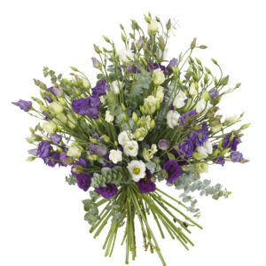 Mixed Lisianthus Bouquet